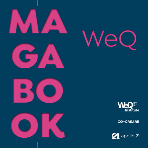 Co-Creare, Magabook: WeQ