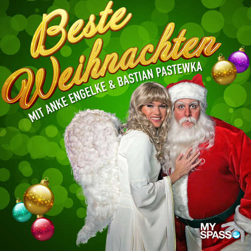 Hoerbuch Beste Weihnachten - Chris Geletneky - Anke Engelke