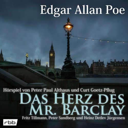 Hoerbuch Das Herz des Mr. Barclay (Hörspiel) - Edgar Allan Poe - Fritz Tillmann