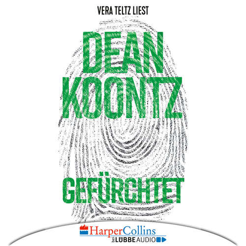 Hoerbuch Gefürchtet - Jane Hawk 3 - Dean Koontz - Vera Teltz