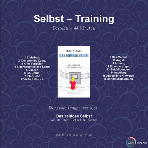Hoerbuch Selbst-Training - Dr. Detlef Bartel - Dr. Detlef Bartel