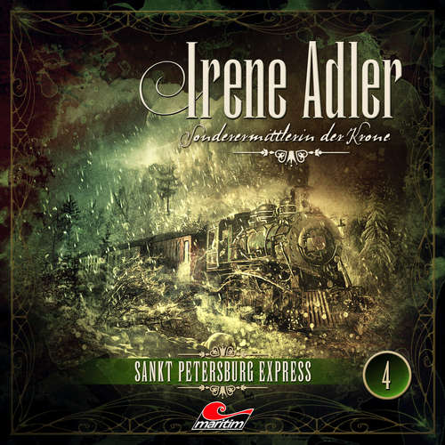 Irene Adler, Sonderermittlerin der Krone, Folge 4: Sankt Petersburg Express
