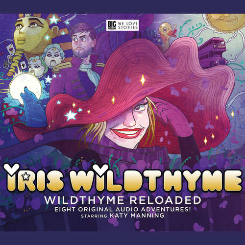 Iris Wildthyme, Series 5: Iris Wildthyme Reloaded