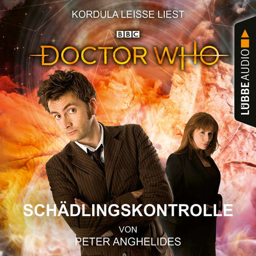 Hoerbuch Doctor Who - Schädlingskontrolle - Peter Anghelides - Kordula Leisse
