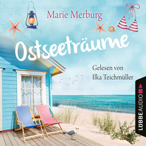 Hoerbuch Ostseeträume - Rügen-Reihe, Teil 4 - Marie Merburg - Ilka Teichmüller