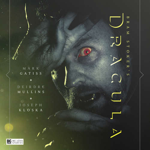 Audiobook Dracula - Bram Stoker - Mark Gatiss