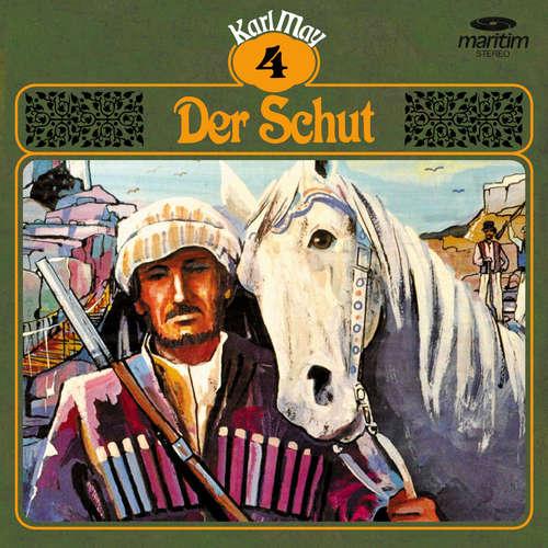 Hoerbuch Karl May, Grüne Serie, Folge 4: Der Schut - Karl May - Holger Latwesen