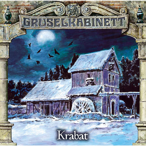 Hoerbuch Gruselkabinett, Folge 156: Krabat -  - Tom Raczko