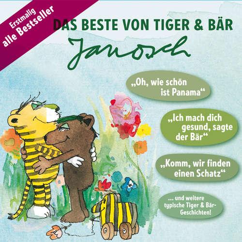 Hoerbuch Das Beste von Tiger & Bär -  Janosch - Gerrit Schmidt-Foß