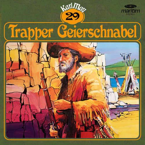 Hoerbuch Karl May, Grüne Serie, Folge 29: Trapper Geierschnabel - Karl May - Klaus Jepsen