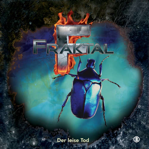 Hoerbuch Fraktal, Folge 8: Der leise Tod - Peter Lerf - Johannes Steck