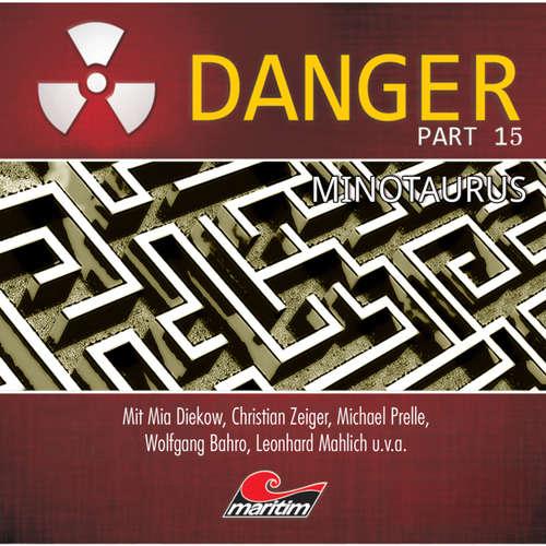 Hoerbuch Danger, Part 15: Minotaurus - Markus Duschek - Achim Schülke