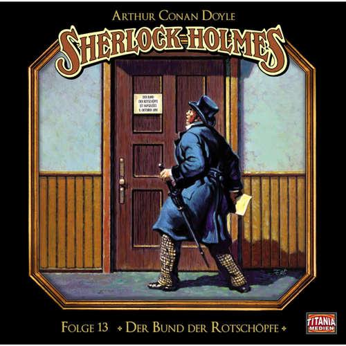 Sherlock Holmes - Die geheimen Fälle des Meisterdetektivs, Folge 13: Der Bund der Rotschöpfe