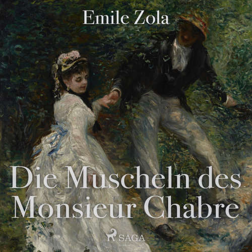 Hoerbuch Die Muscheln des Monsieur Chabre - Emile Zola - Gert Heidenreich