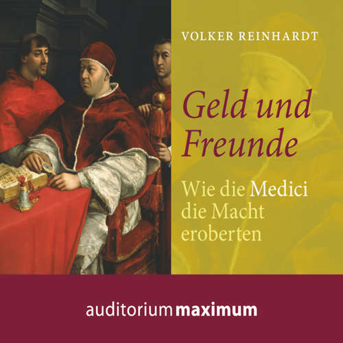 Hoerbuch Geld und Freunde - Volker Reinhardt - Martin Falk