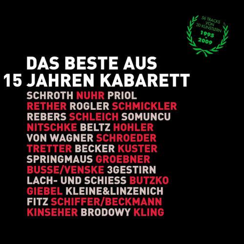 Hoerbuch Diverse Interpreten, Das Beste aus 15 Jahren Kabarett - Dieter Nuhr - Dieter Nuhr