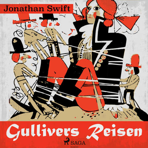 Hoerbuch Gullivers Reisen - Jonathan Swift - Marit Beyer