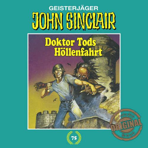 Hoerbuch John Sinclair, Tonstudio Braun, Folge 75: Doktor Tods Höllenfahrt - Jason Dark -  Diverse