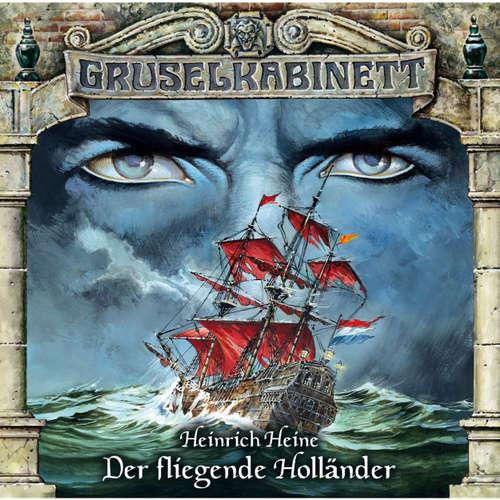 Hoerbuch Gruselkabinett, Folge 22: Der fliegende Holländer - Heinrich Heine - Wolfgang Condrus