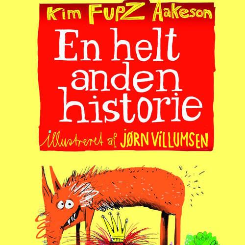 Audiokniha En helt anden historie - Kim Fupz Aakeson - Thomas Jacob Clausen