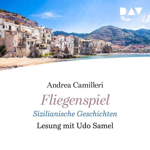 Hoerbuch Fliegenspiel - Andrea Camilleri - Udo Samel