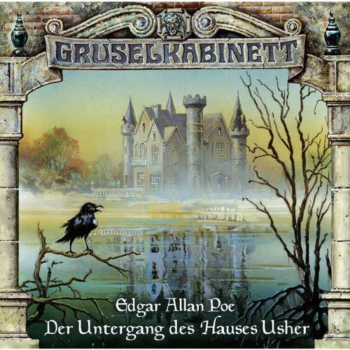Hoerbuch Gruselkabinett, Folge 11: Der Untergang des Hauses Usher - Edgar Allan Poe - Oliver Feld