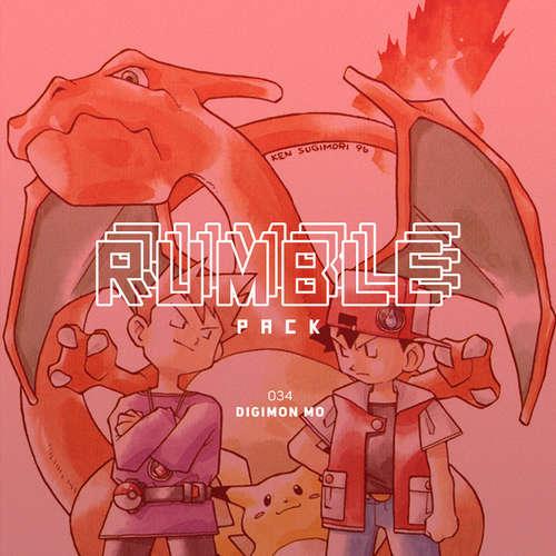 Hoerbuch Rumble Pack - Die Gaming-Sendung, Folge 34: Digimon Mo - Julian Laschewski - Julian Laschewski