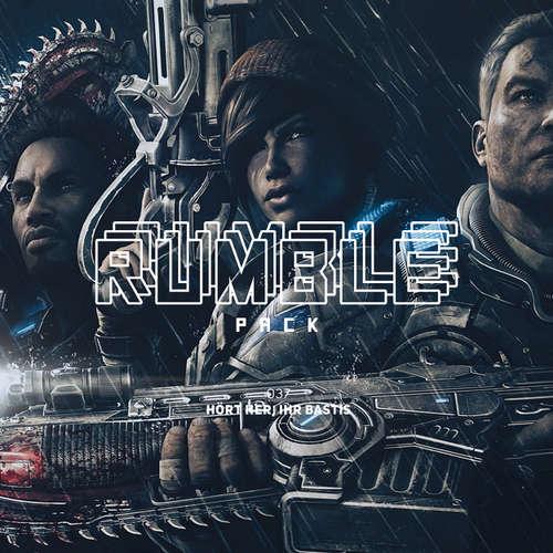 Hoerbuch Rumble Pack - Die Gaming-Sendung, Folge 37: Hört her ihr Bastis - Julian Laschewski - Julian Laschewski