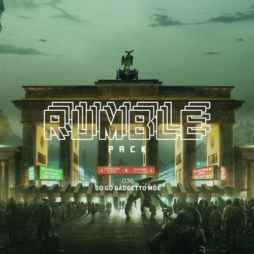 Hoerbuch Rumble Pack - Die Gaming-Sendung, Folge 36: Go Go Gadgetto Moe - Julian Laschewski - Julian Laschewski