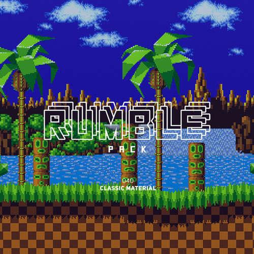 Hoerbuch Rumble Pack - Die Gaming-Sendung, Folge 40: Classic Material - Julian Laschewski - Julian Laschewski