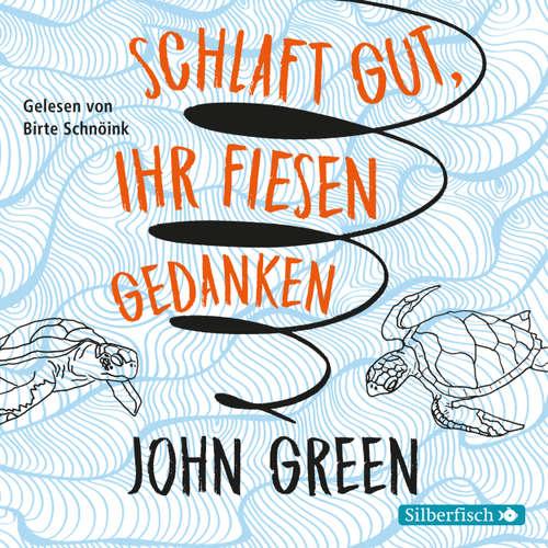 Hoerbuch Schlaft gut, ihr fiesen Gedanken - John Green - Birte Schnöink