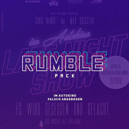 Hoerbuch Rumble Pack - Die Gaming-Sendung, Im Autokino falsch abgebogen - Folge 2: Rumble Pack - Julian Laschewski - Julian Laschewski