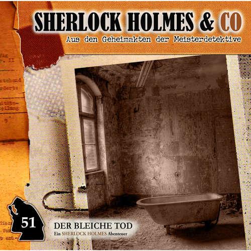 Hoerbuch Sherlock Holmes & Co, Folge 51: Der bleiche Tod - Markus Duschek - Charles Rettinghaus