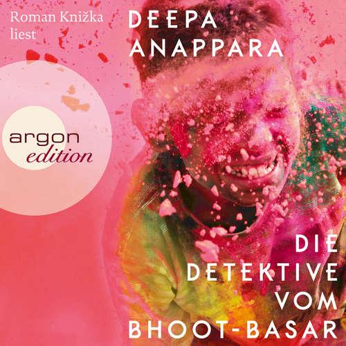 Hoerbuch Die Detektive vom Bhoot-Basar - Deepa Anappara - Roman Knižka