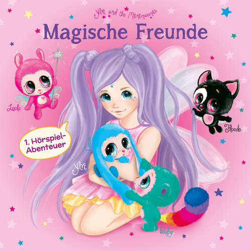 Hoerbuch Ylvi and the Minimoomis, 1: Magische Freunde - Helge May - Philipp Schepmann