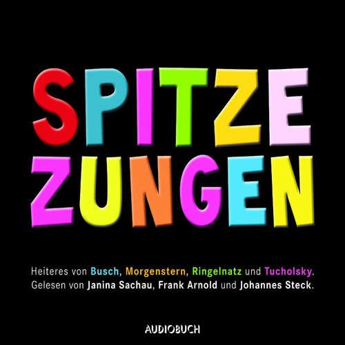 Hoerbuch Spitze Zungen - Wilhelm Busch - Frank Arnold