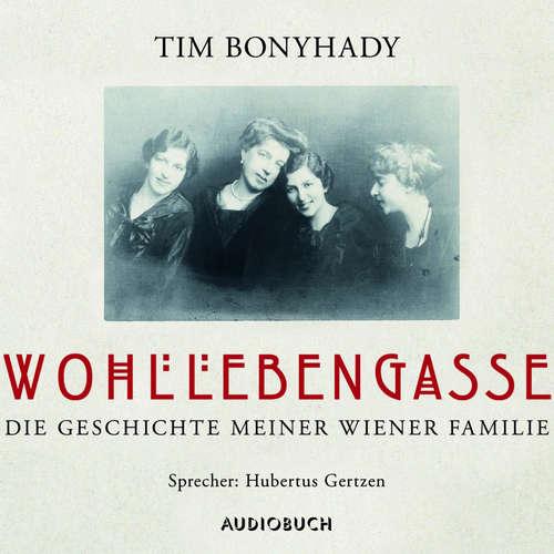 Hoerbuch Wohllebengasse - Tim Bonyhady - Hubertus Gertzen