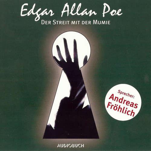 Hoerbuch Der Streit mit der Mumie - Edgar Allan Poe - Andreas Fröhlich