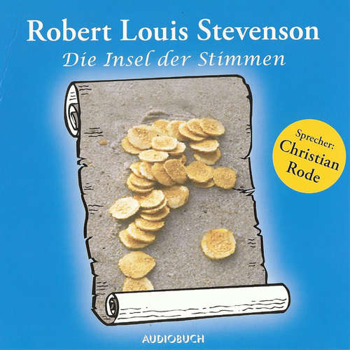 Hoerbuch Die Insel der Stimmen - Robert Louis Stevenson - Christian Rode