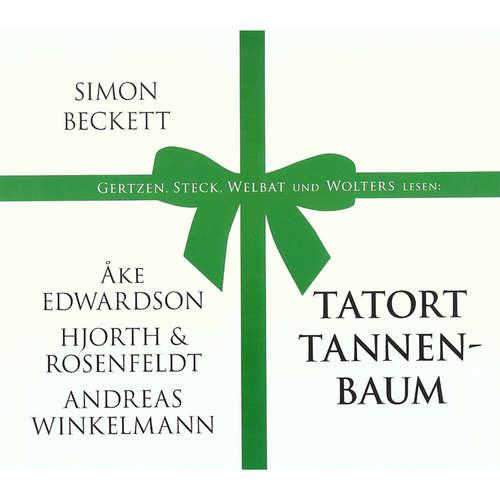 Hoerbuch Tatort Tannenbaum - Simon Beckett - Hubertus Gertzen