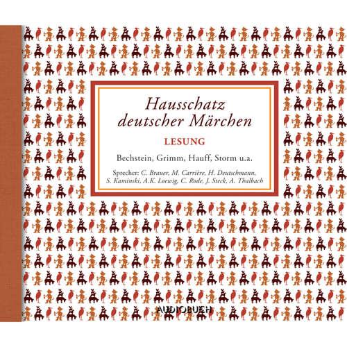 Hoerbuch Hausschatz deutscher Märchen - Gebrüder Grimm - Frank Arnold