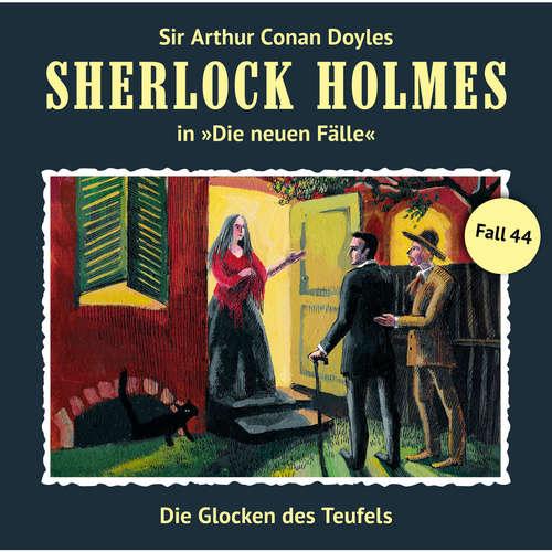 Hoerbuch Sherlock Holmes, Die neuen Fälle, Fall 44: Die Glocken des Teufels - Eric Niemann - Christian Rode