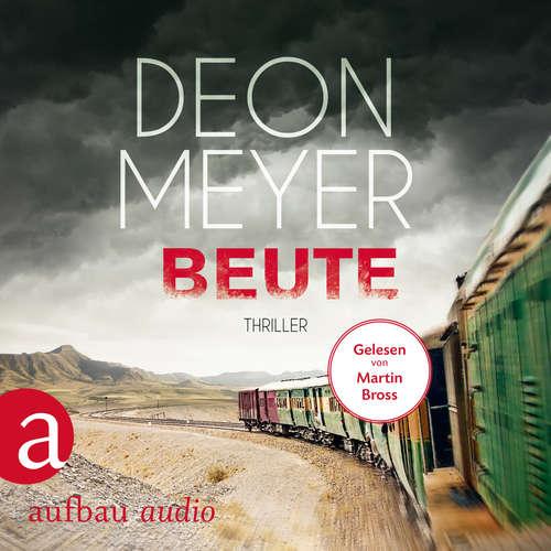 Hoerbuch Beute - Deon Meyer - Martin Bross