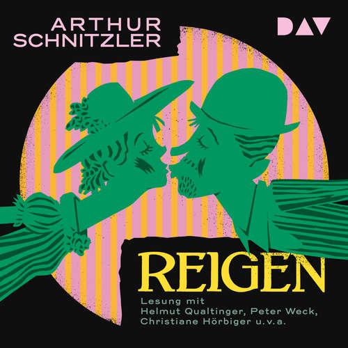 Hoerbuch Reigen - Arthur Schnitzler - Helmut Qualtinger