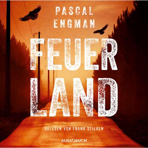 Hoerbuch Feuerland - Vanessa Frank-Thriller 1 - Pascal Engman - Frank Stieren
