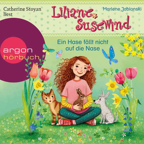 Hoerbuch Ein Hase fällt nicht auf die Nase - Liliane Susewind, Band 11 - Marlene Jablonski - Catherine Stoyan
