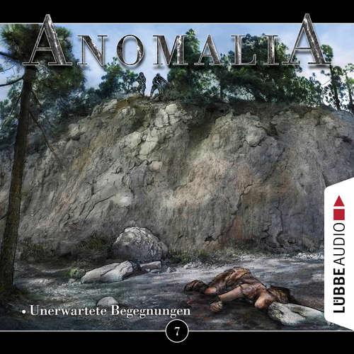 Hoerbuch Anomalia - Das Hörspiel, Folge 7: Unerwartete Begegnungen - Lars Eichstaedt - Denis Rühle