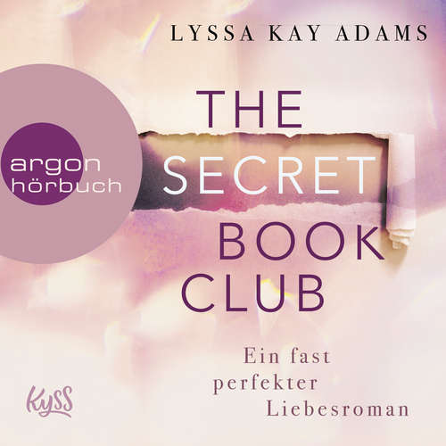Hoerbuch Ein fast perfekter Liebesroman - The Secret Book Club, Band 1 - Lyssa Kay Adams - Sven Macht