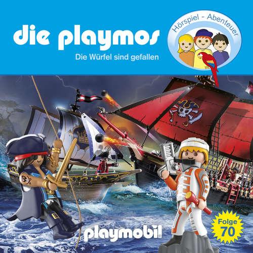 Hoerbuch Die Playmos, Folge 70: Die Würfel sind gefallen (Das Original Playmobil Hörspiel) - David Bredel - Gerrit Schmidt-Foß