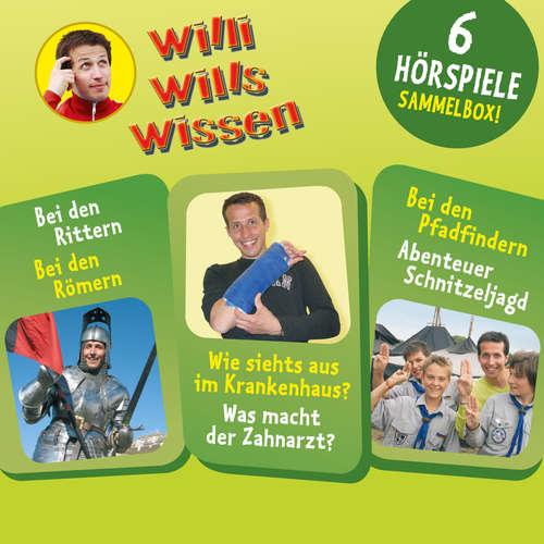 Hoerbuch Willi wills wissen, Sammelbox 3: Folgen 7-9 - Jessica Sabasch - Willi Weitzel
